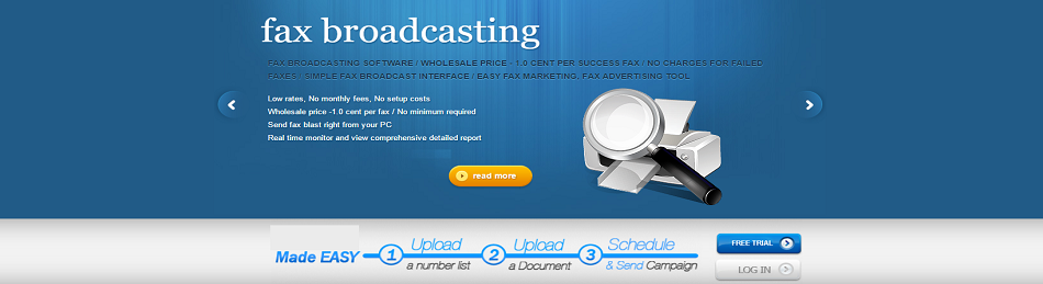 My Fax Broadcasting | Fax Broadcast | Fax Blast |Bulk Faxing